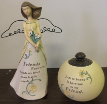Angel/Candle Gift Set Gift Set Friend