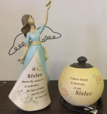 Angel/Candle Sister Gift Set Gift Set Angel