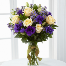 Angelique Bouquet Vase Arrangement