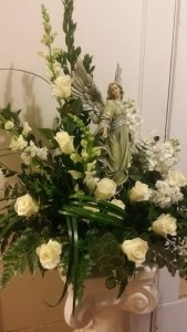 ANGELS ARE AMONG US  in Saint Charles, MO | THE ENCHANTED FLORIST