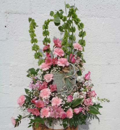 Angels Blessing Arrangement (local delivery only)