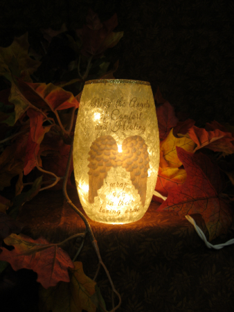Angels Wings Lights Gift