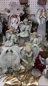 Angels,Angels, Angels/3 Angels/ Memorial gift/3