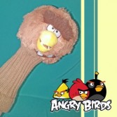 Angry Bird Puppet Plush