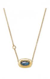 Anna Short Pendant Necklace