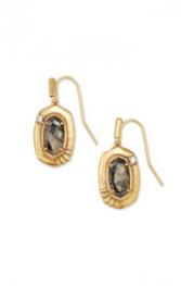 Anna Small Drop Earrings