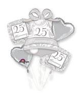 Anniversary Balloon Bouquet WFA 201