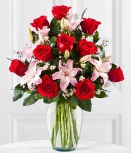 Anniversary Bouquet  in Ventura, CA | Mom And Pop Flower Shop