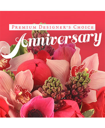 Anniversary Bouquet Designer's Choice