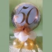 Anniversary Centerpiece Balloons