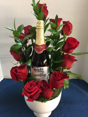 Anniversary Delight Roses