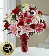 FTD Exclusive Class/vase discontinued but will be  love
