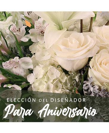 Flores Para Aniversario Elección Del Diseñador