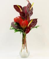 Antherium Vase