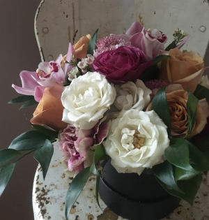 Antique Bloom Mod Box in Toronto, ON | BOTANY FLORAL STUDIO