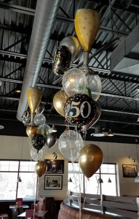 Any Occasion to Celebrate Balloons