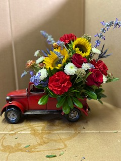 Any time Pick UP Truck  Pick up Truck  in Millville, NJ | Alisa Florals