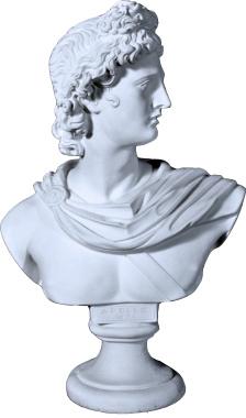 Apollo Statues