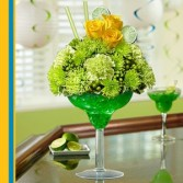 Appletini Bouquet St. Patrick's Flowers