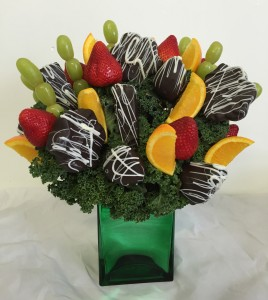 Applicious Edible Bouquet Please give us 24 hr notice in Springfield, IL | FLOWERS BY MARY LOU INC