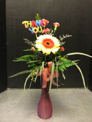 Admin Professional Appreciation Arrangement  in Morinville, AB | THE FLOWER STOP & GIFT SHOP