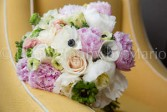 April Bridal Bouquet