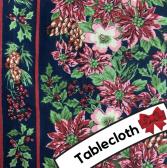 April Cornell 'Tis the Season Tablecloth