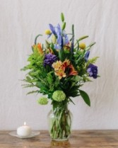 April Showers Arrangement