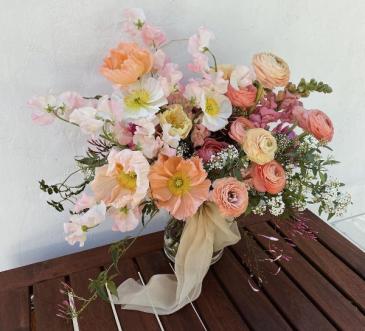 April's Garden Dreams Bouquet Bridal Bouquet