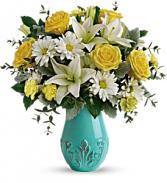 Aqua Dream Vase