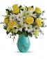 Aqua Dream  Vase Arrangement