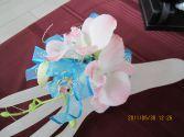Aqua Marine Corsage Prom Flowers