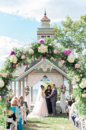 Arbor and Gazebo Florals