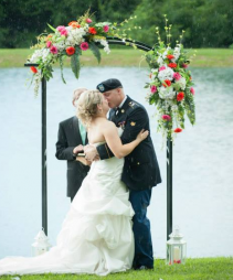 Arbor Fresh Decor Wedding Arbors