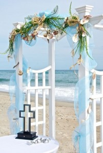 Square Shaped Arbor Rental From Enchanted Florist in Cape Coral, FL | ENCHANTED FLORIST OF CAPE CORAL