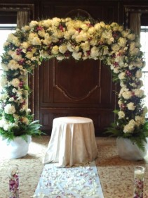 Arch Ceremony