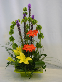 ARCH OF SIMPLICITY  Fresh Arrangement