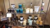 Archipelago Glass Jar Candle 2 ct