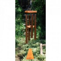 "ARIAS  Wind Chime 27"" or 32"" On Chime Stand WITH BOW"