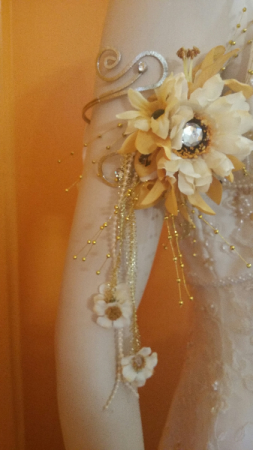 Classy Corsage   in Charlotte, NC | L & D FLOWERS OF ELEGANCE