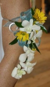 Arm Corsage Prom or Wedding