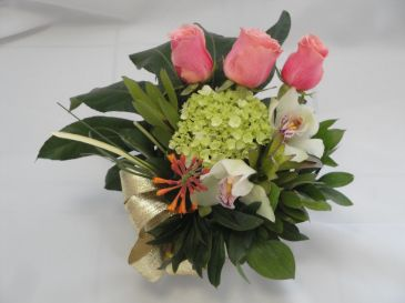 Aromatic Pink Flowers -  Florists, Flowers Prince George BC