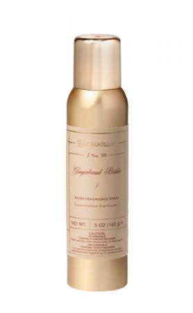 Aromatique Gingerbread Brulee Aerosol Spray Gift