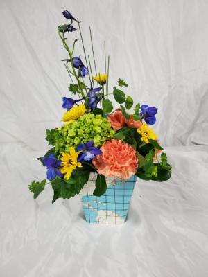 Around the World Fresh Cut in Killeen, TX | MARVEL'S FLOWERS