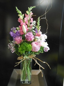 Monet  Garden Bouquet EN-25 in Teaneck, NJ | ENCKE FLOWERS
