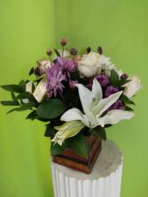 arrangement # 3 rosas