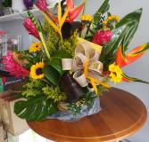 arrangement # 5 tropical