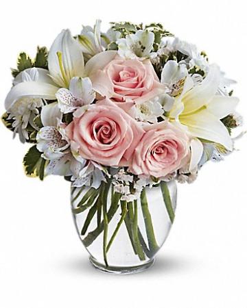 Arrive In Style Fresh Floral Arrangement