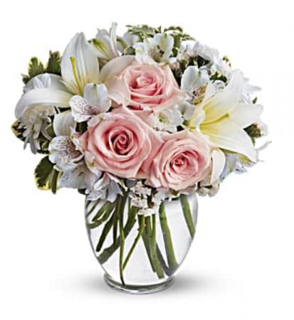 Arrive in style  Vase