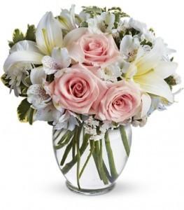 Arrive In Style Vase Arrangement